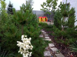 Prezentare loc de joaca 2 exterior gradinita Taramul Fermecat din Bragadiru