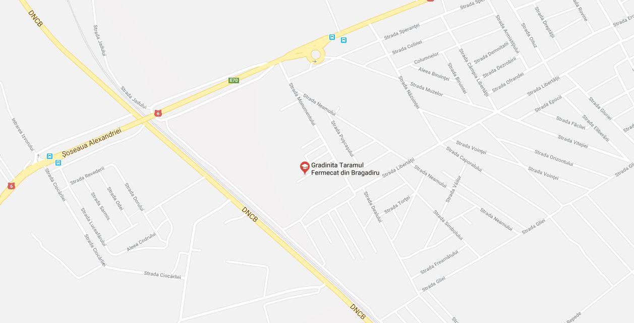 Gradinita din Bragadiru - Tărâmul Fermecat