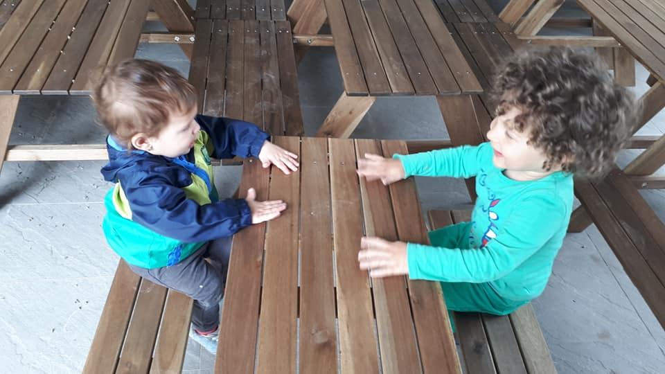 activități grupa baby-fluturași dela grădinița tărâmul fermecat din bragadiru