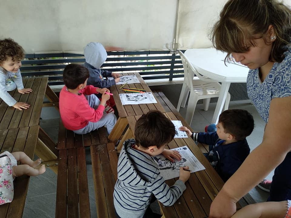 activități grupa Spiriduși de la Grădinița Tărâmul Fermecat din Bragadiru