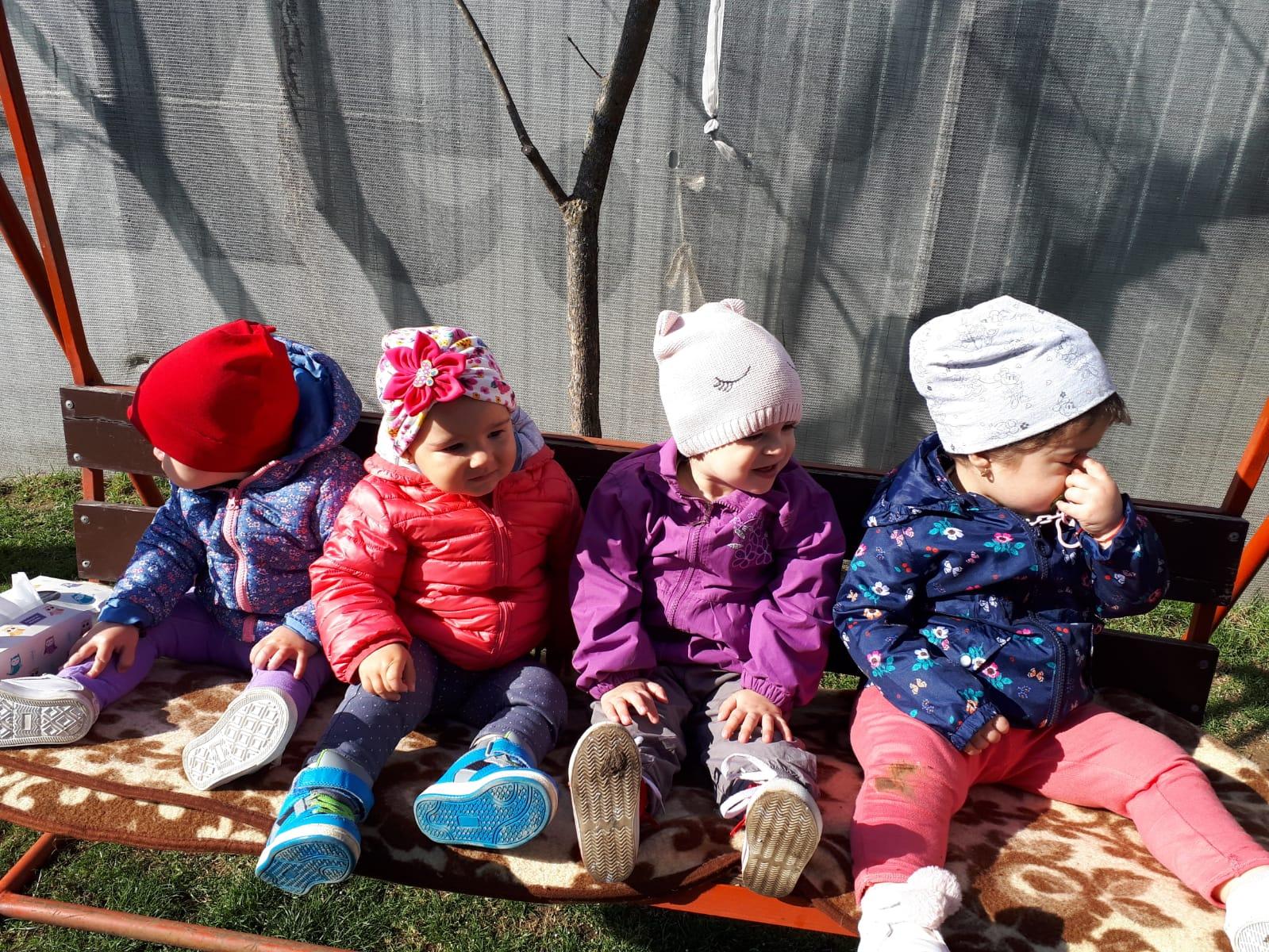 grupa baby de la cresa Taramul Fermecat